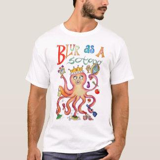 Camiseta de la reina de la falta de definición