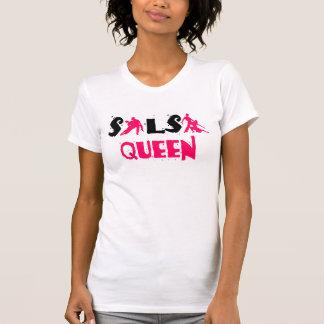 Camiseta de la REINA de la SALSA - para los