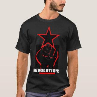 camiseta de la revolución