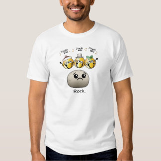 Camiseta de la roca de Jingle Bell