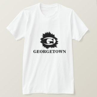 Camiseta de la ropa de los hombres de Georgetown