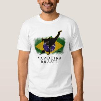 Camiseta de la ropa el   de Capoeira el Brasil de