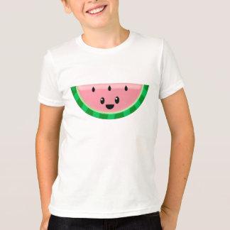 Camiseta de la sandía de los niños