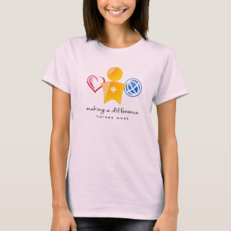 Camiseta de la semana de las enfermeras