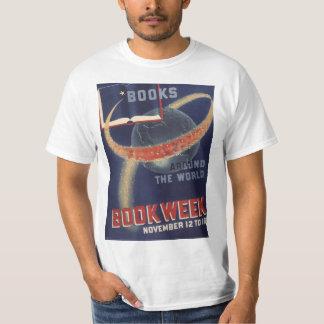 Camiseta de la semana del libro de 1939 niños
