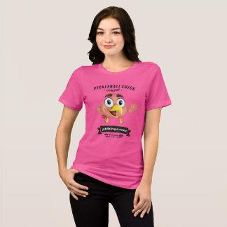 Camiseta de la serie del polluelo de Pickleball