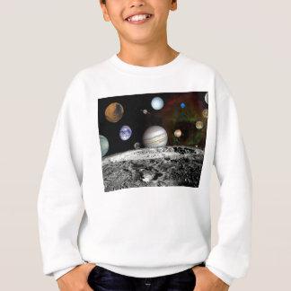 Camiseta de la Sistema Solar