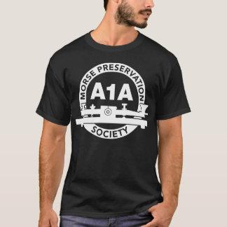 Camiseta de la sociedad de la preservación de
