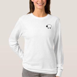Camiseta de la sudadera con capucha del logotipo