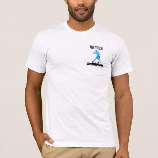 Camiseta de la tecnología del boxeo de Burke -