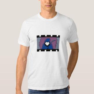 Camiseta de la tira de la película del segador del