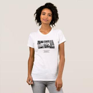 Camiseta de la tortuga de la tortuga, mantra para