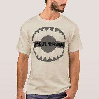 """Camiseta de la trampa de EDM """"es UNA TRAMPA!"""" - ED"""