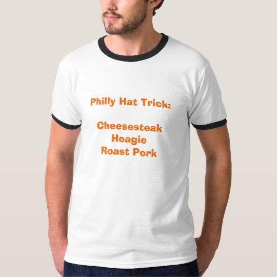 Camiseta de la tripleta de Philly