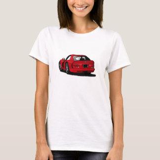 Camiseta de la víbora de Dodge