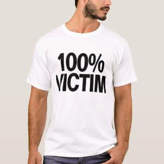 Camiseta de la víctima