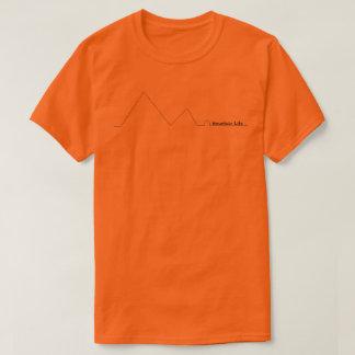 Camiseta de la vida de la montaña