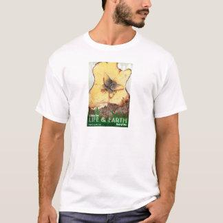 Camiseta de la vida y de la tierra