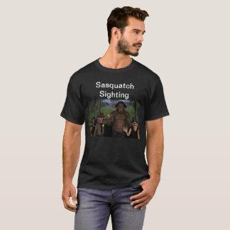 Camiseta de la vista de Sasquatch