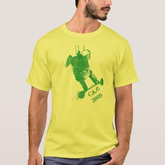 Camiseta de Landboarding de la cometa
