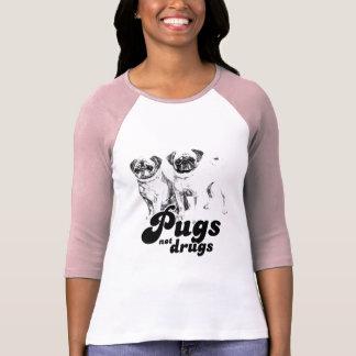 Camiseta de las DROGAS de los BARROS AMASADOS NO