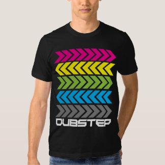 Camiseta de las flechas de Dubstep