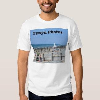 Camiseta de las fotos de Tywyn