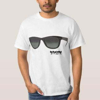 Camiseta de las gafas de sol de BIGote
