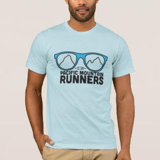Camiseta de las gafas de sol de PMR