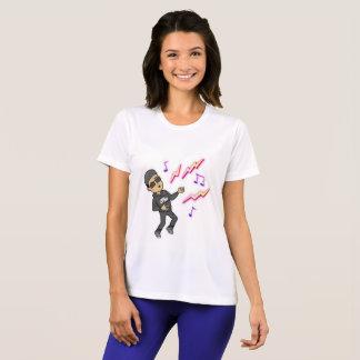 Camiseta de las mujeres de Matija Pecnik