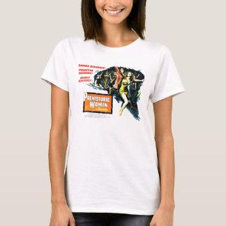 "Camiseta de las ""mujeres prehistóricas"""