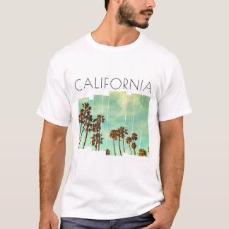 Camiseta de las palmeras de California