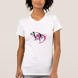 Camiseta de las promociones de la muñeca del diama
