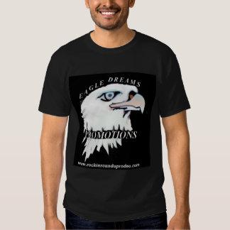 Camiseta de las promociones de los sueños de Eagle
