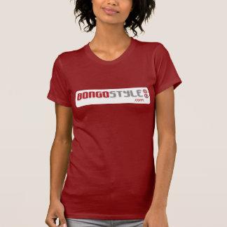 Camiseta de las señoras de BongoStyle