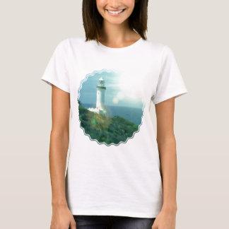 Camiseta de las señoras de las fotos del faro