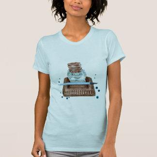 Camiseta de las señoras del Inkwell