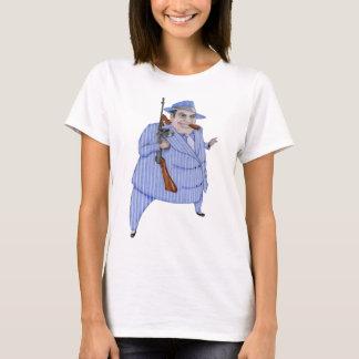 Camiseta de las señoras del jefe de la mafia