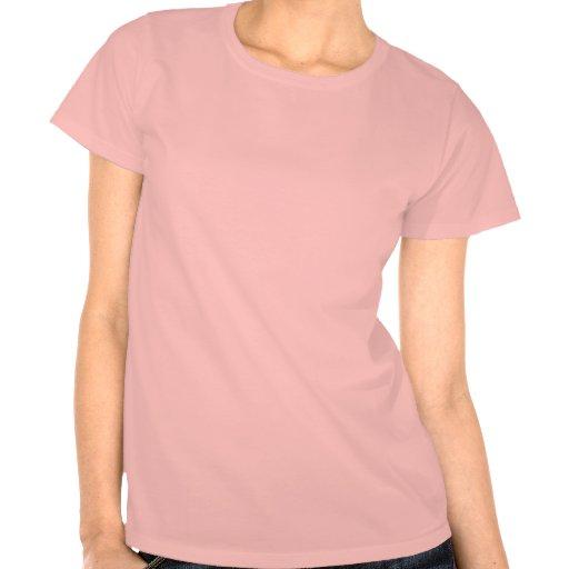 Camiseta de las señoras del melocotón de Clanton