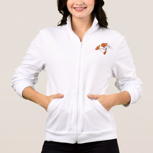 Camiseta de las señoras Zipup del binturong de SMH