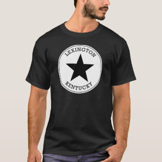 Camiseta de Lexington Kentucky