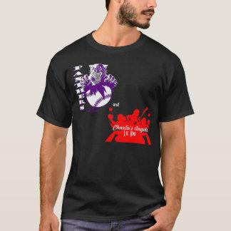 Camiseta de Lil Bro de las panteras del béisbol de