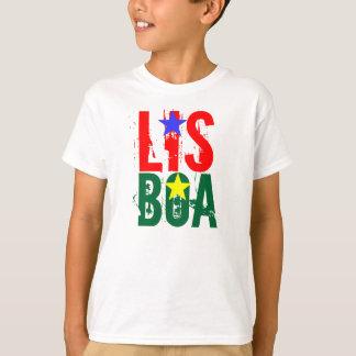 Camiseta de LISBOA (LISBOA) Tagless ComfortSoft®