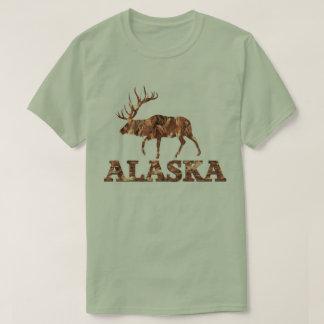 Camiseta de los alces de Alaska