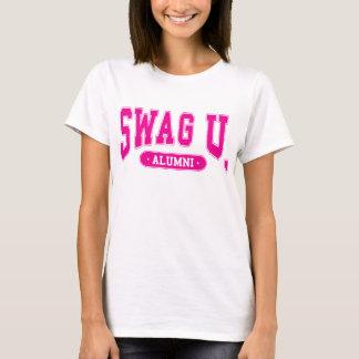 Camiseta de los alumnos de la universidad del SWAG