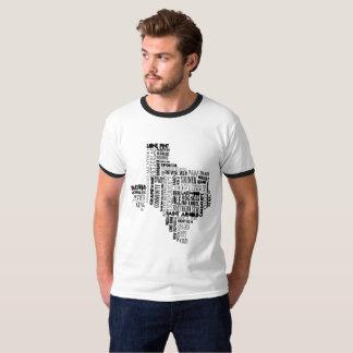 Camiseta de los amantes de la cerveza de Tejas