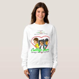 Camiseta de los amantes de la universidad