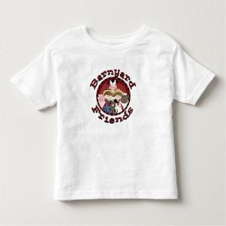 Camiseta de los amigos del corral de los animales