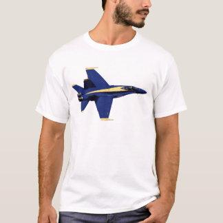 Camiseta de los ángeles azules F-15 de los