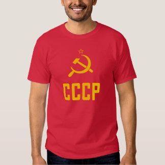 Camiseta de los años 80 de CCCP URSS Unión